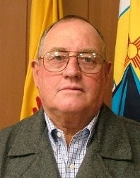 Commissioner Preston Stone
